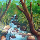 Rainforest Dream by Roza Ganser