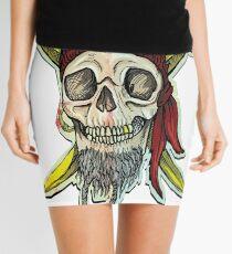 Pirates Mini Skirt