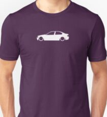 E46 German Sedan Unisex T-Shirt