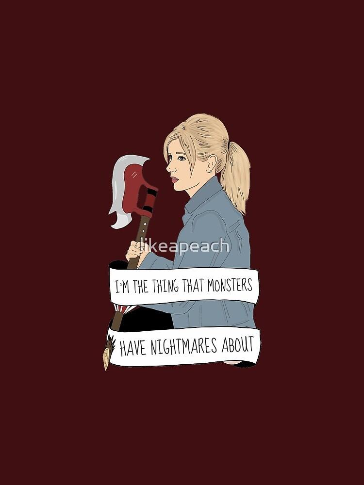 Buffy Summers - Chosen by likeapeach
