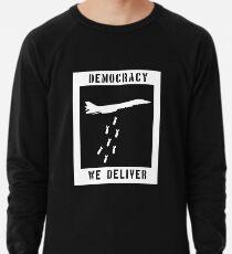 Democracy Delivered Lightweight Sweatshirt