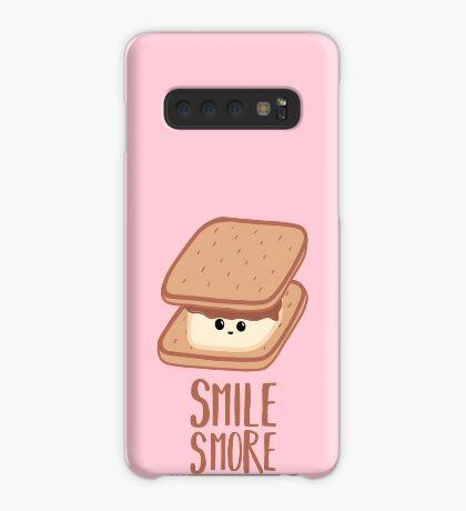 SMORE - SMILE T Shirt - Smores - Design Gifts Case/Skin for Samsung Galaxy