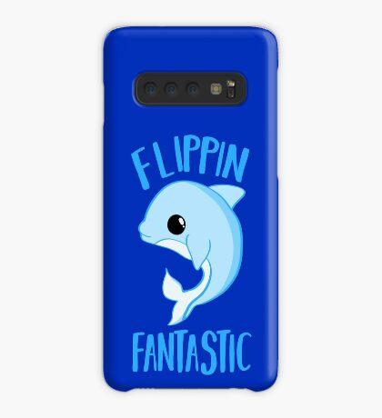 Dolphin - FLIPPING FANTASTIC Case/Skin for Samsung Galaxy