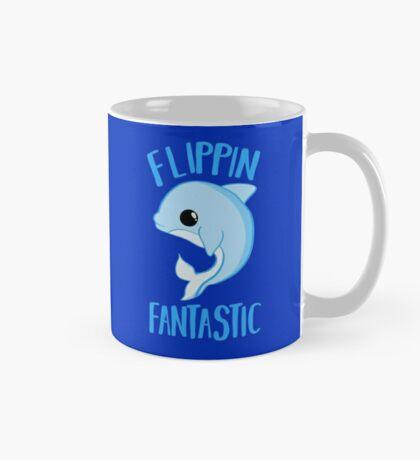 Dolphin - FLIPPING FANTASTIC Mug