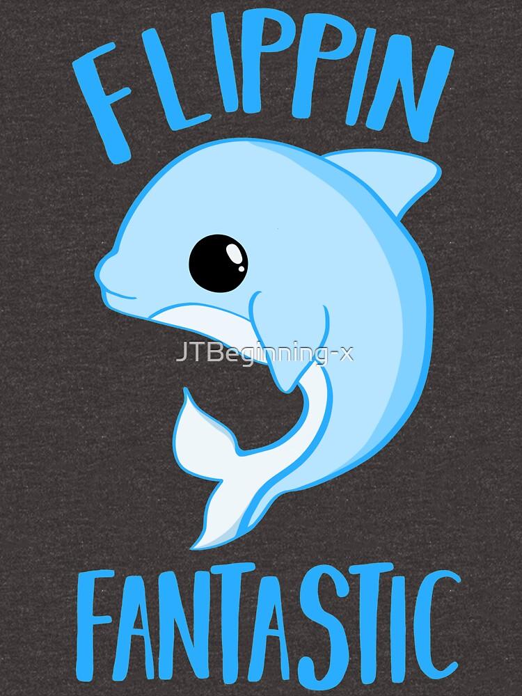 Dolphin - FLIPPING FANTASTIC by JTBeginning-x