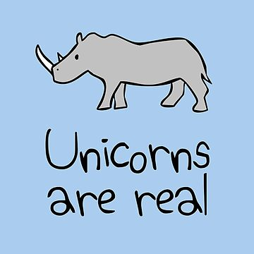 Unicorns Are Real von jezkemp