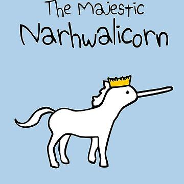 Das majestätische Narwhalicorn von jezkemp