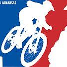 Mountain Bike Arkansas by esskay