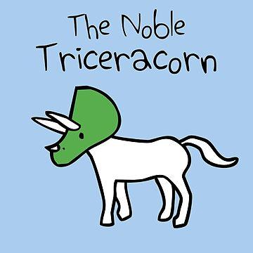 Das edle Triceracorn von jezkemp
