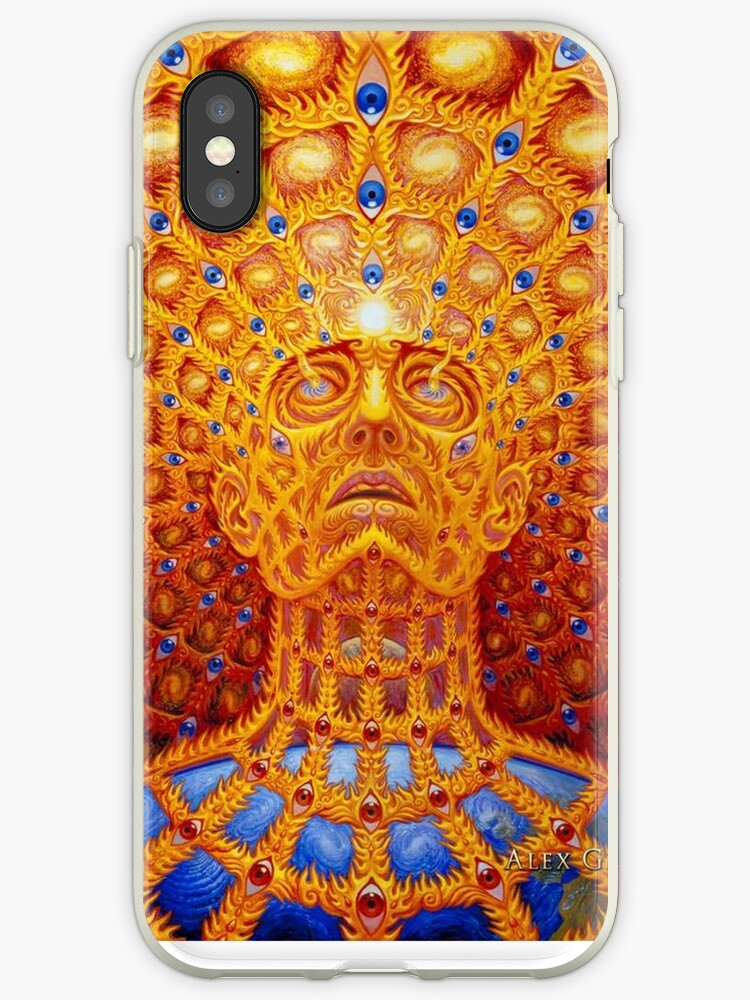 'TOOL band artwork phone case' iPhone Case by fedorabruh
