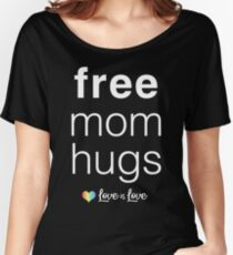 Free Mom Umarmungen Loose Fit T-Shirt