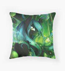 Queen Chrysalis Throw Pillow