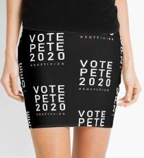 Wählen Sie Pete Buttigieg für President 2020 Minirock