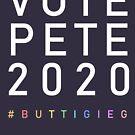 Wählen Sie Pete Buttigieg für President 2020 von BootsBoots