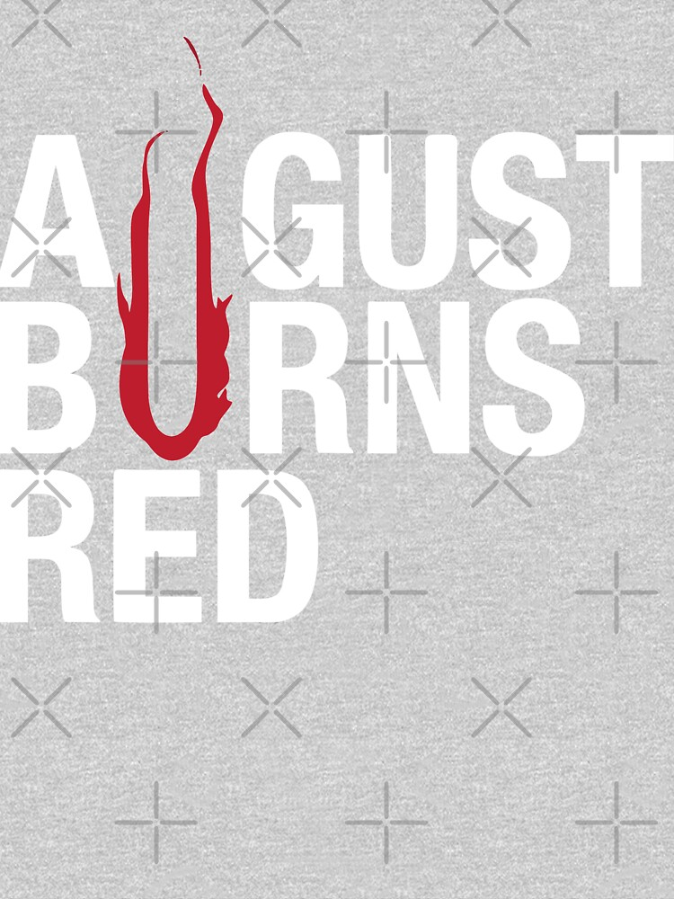 August Burn Red by nelologi