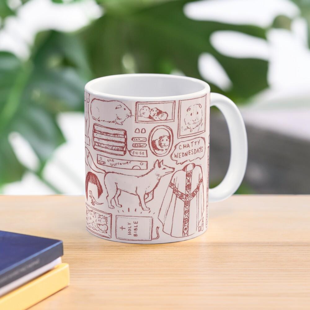 FLEABAG illustration Mug