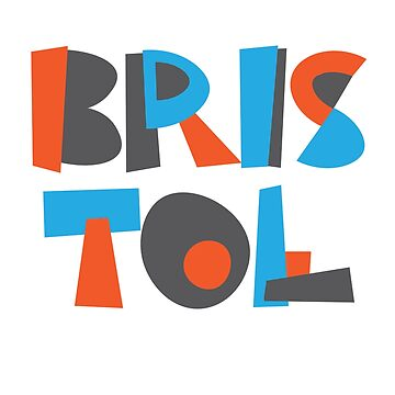 Bristol Hand Drawn Text by designkitsch