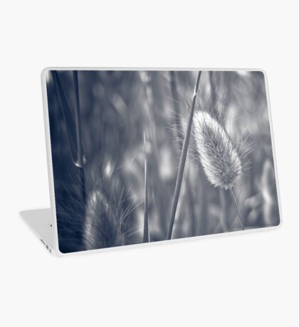 Amidst  the Grass  Laptop Skin