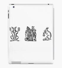 MYSTIC RABBITS iPad Case/Skin