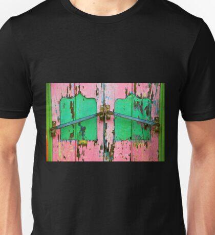 Pink & Green T-Shirt