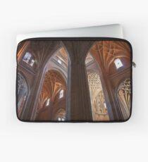 Funda para portátil España. Segovia. Catedral. Bóvedas.