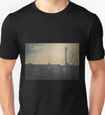 """""""There is a crack in everything. That's how the light gets in.""""  ~ Leonard Cohen Unisex T-Shirt"""