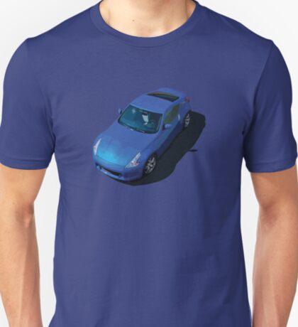 Blue Z34 T-Shirt
