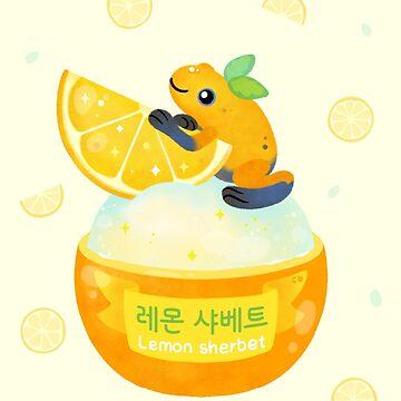 Golden poison lemon sherbet 2 by pikaole
