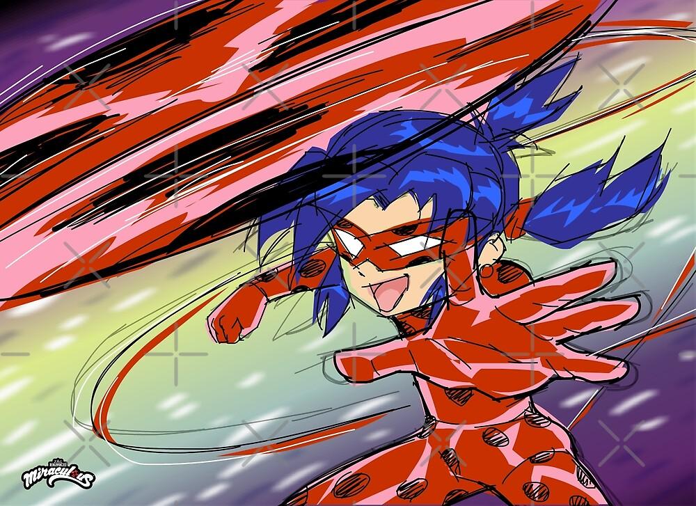 Miraculous Ladybug - Yoyo Attack by Elkin Grueso