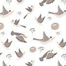 «Pájaros volando» de alquimista