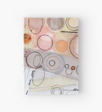 Ultra Light - ink drawing Hardcover Journal