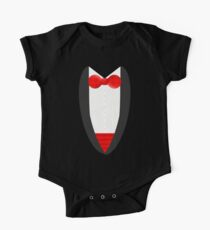 FormalFriday Tuxedo Shirt Kids Clothes