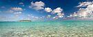 Motokitiu Island - Aitutaki by Michael Treloar