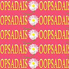 OOPS A DAISY ... by Wightstitches