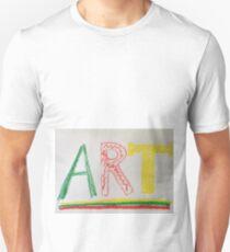 crayon art T-Shirt