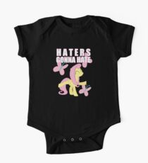 Fluttershy and butterflies Kids Clothes