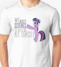 Science - Sticker T-Shirt