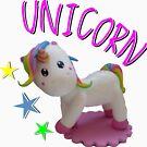 Unicorn version 2 by Edgar Moya