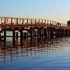 Wallaga Bridge by Redviolin