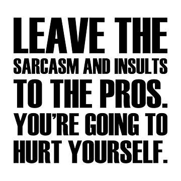 Sarcasmo Pro de DJBALOGH