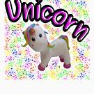 Unicorn version 4 by Edgar Moya
