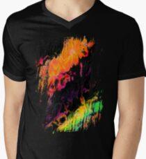 psychedelic j Men's V-Neck T-Shirt