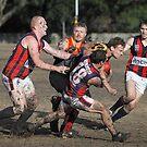 FOOTBALL IS A DIRTY GAME by Joseph Darmenia