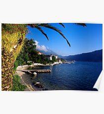 Bay of Kotor - Montenegro Poster