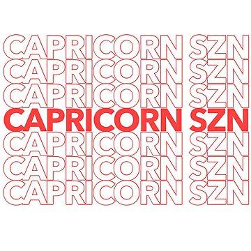 Capricorn Szn by madisonbaber