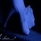 Lost a shoe...? by Megabyte