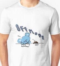 "Camiseta ajustada BT21 - ""Off Mode ~ Zzz"" // Koya & Shooky"