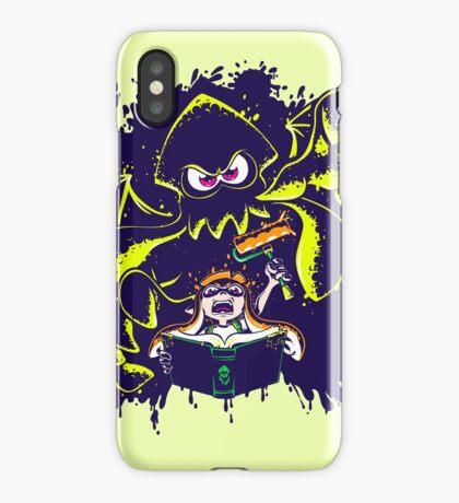 Splathoolu! iPhone Case