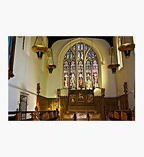 St Olave's - Marygate - York Photographic Print