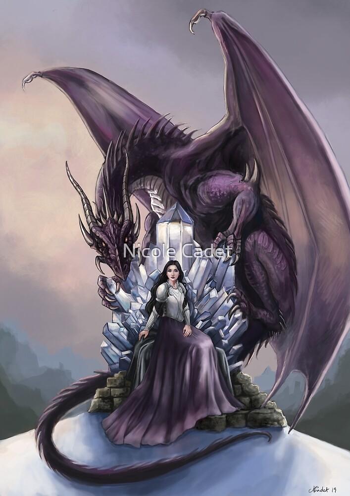 Dragon Queen by Nicole Cadet